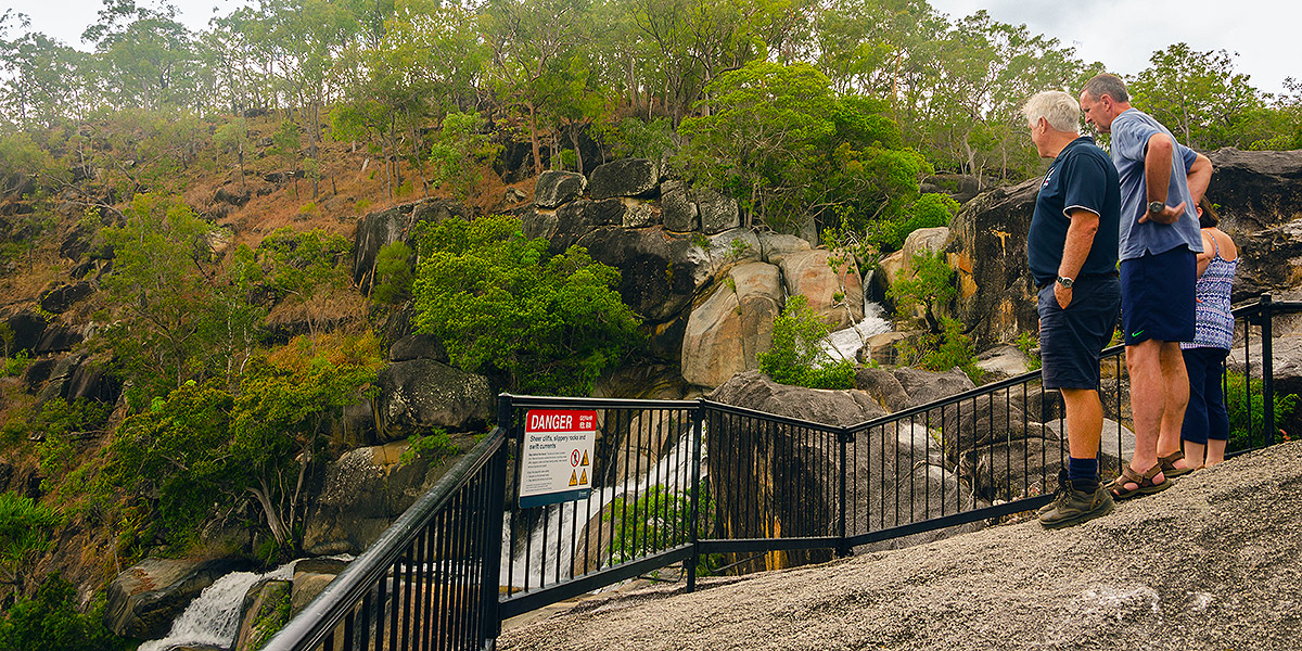 Cairns Forest Waterfalls Half Day Tour