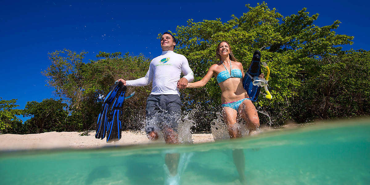 Cairns Rainforest and Reef Island Day Tour