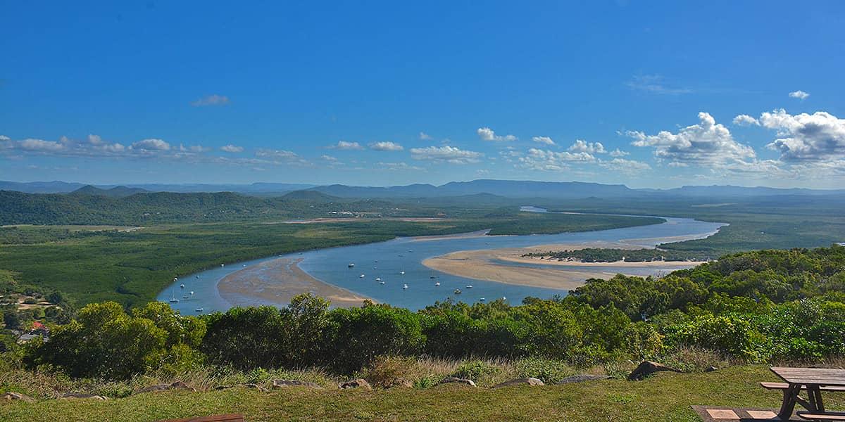 Cairns Cooktown Daintree Rainforest Tour