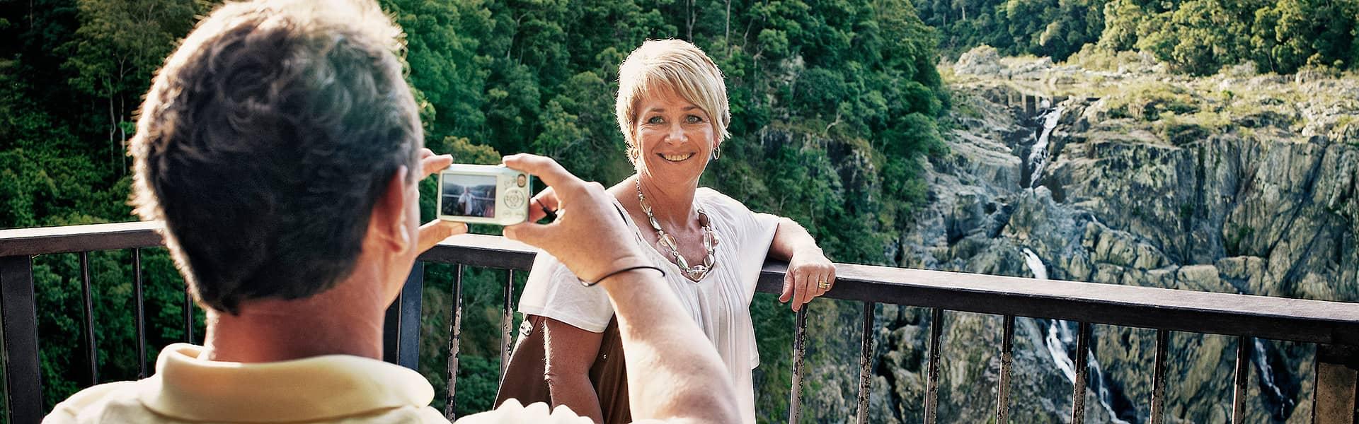 Cairns Davies Creek and Kuranda Tour