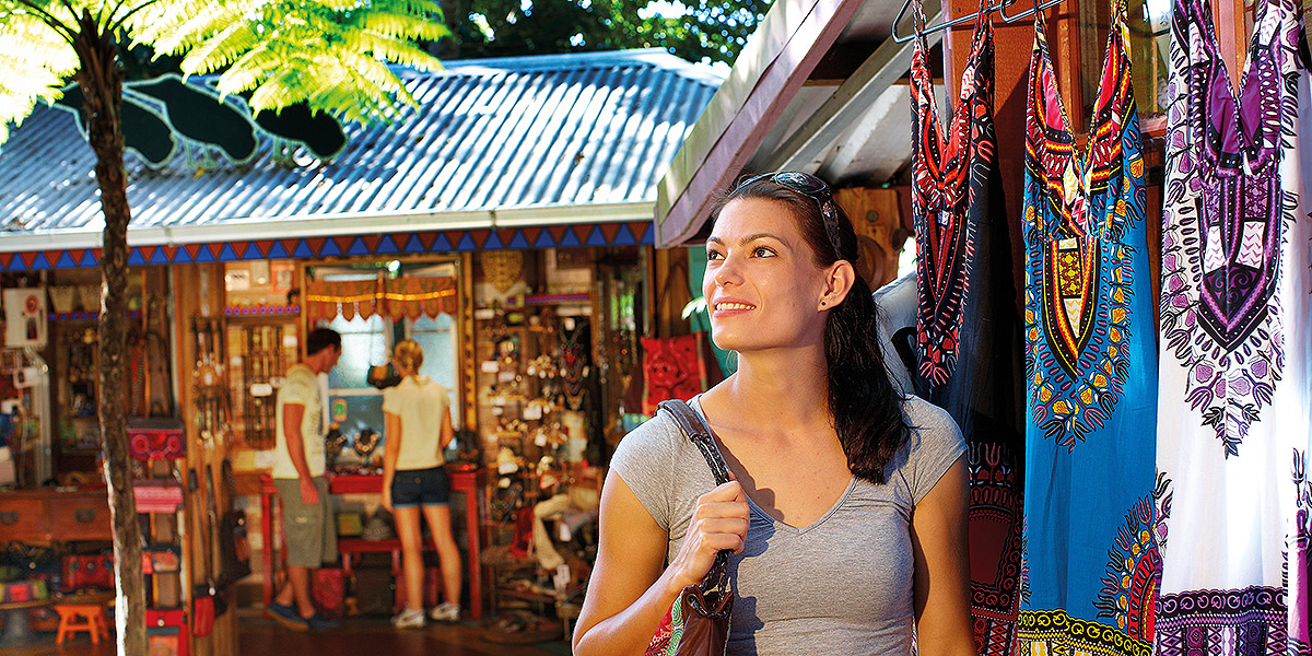Cairns Reef, Rainforest and Kuranda Day Tours